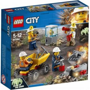 Lego 60184 City Mining Team