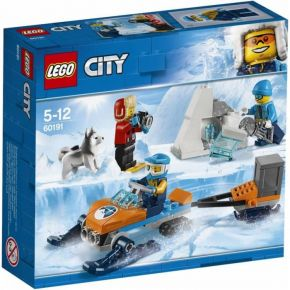 Lego 60191 City Arctic Exploration Team