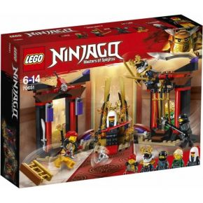 Lego 70651 Ninjago Throne Room Showdown