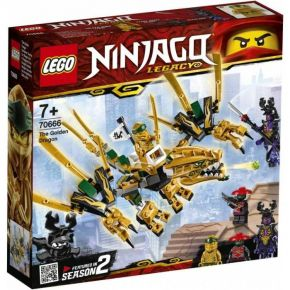 Lego 70666 Ninjago The Golden Dragon