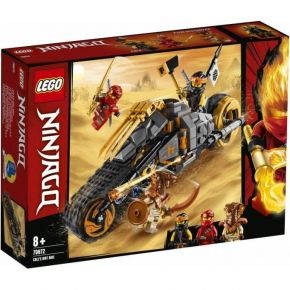 Lego 70672 Ninjago Cole's Dirt Bike