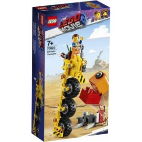 Lego 70823 Movie 2 Emmet's Thricycle!