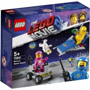 Lego 70841 Movie 2 Benny's Space Squad