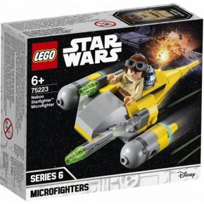 Lego 75223 Star Wars Naboo Starfighter Microfighter