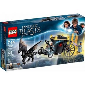 Lego 75951 Harry Potter Gridelwald's Escape