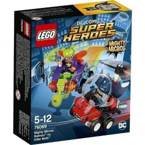 Lego 76069 Mighty Micros: Batman vs. Killer Moth