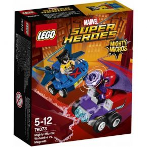Lego 76073 Super Heroes Mighty Micros: Wolverine vs. Magneto
