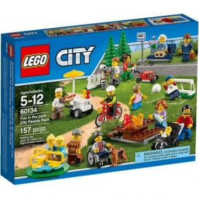 Lego City 60134 Fun In The Park-City People Pack