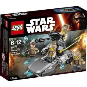 Lego Star Wars 75131 Wookiee Gunship