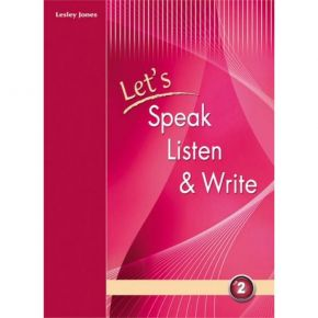 Let's Speak, Listen And Write 2 Student's Book