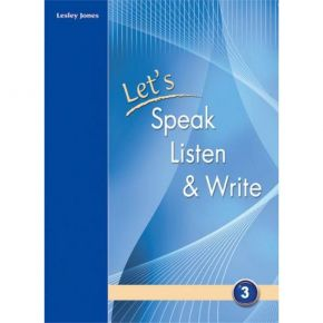 Let's Speak, Listen And Write 3 Student's Book