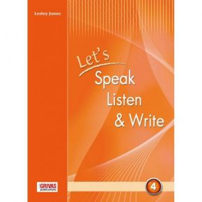 Let's Speak, Listen And Write 4 Student's Book