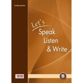 Let's Speak, Listen And Write 5 Student's Book