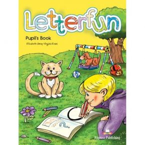 Letterfun - Pupil's Book Pack (Βιβλίο Μαθητή+CD)