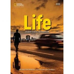 Life Intermediate Student's Book 2018 (Βιβλίο Μαθητή+DVD)