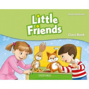 Little Friends - Student Book (Βιβλίο Μαθητή)