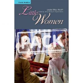 Little Women - Reader (+CD)