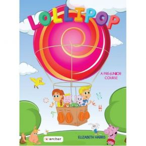 Lollipop Pupil's Book