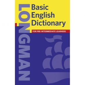 Longman Basic English Dictionary Intermediate Paperback