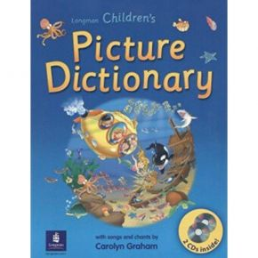 Longman Childrens' Picture Dictionary (+CD)