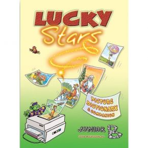 Lucky Stars Junior B - Picture Dictionary & Companion