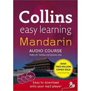 Mandarin (Collins Easy Learning Audio Course) - Audio CD Audiobook