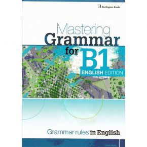 Mastering Grammar for B1 Grammar (English Edition)