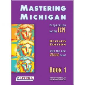 Mastering Michigan Book 1 Preparation For The ECPE - Student's Book (Βιβλίο Μαθητή)