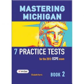 Mastering Michigan Book 2 Preparation For The ECPE - 7 Practice Tests