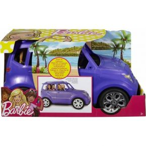 Mattel Barbie Glam SUV Vehicle - Violet
