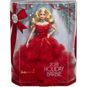 Mattel Barbie Holiday 2018
