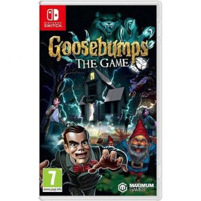 Maximum Goosebumps The Game (EU) NSW