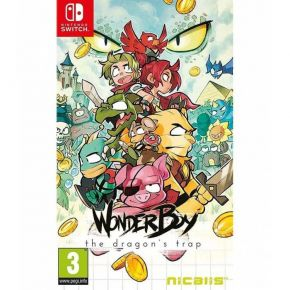 Merge Wonder Boy - The Dragon's Trap (EU) NSW