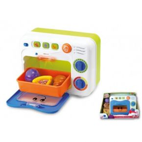 MG Toys Bake 'n Learn Toaster Oven Ο κύριος Φουρνάκης
