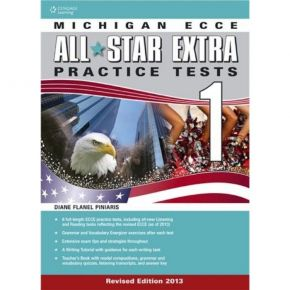 Michigan ECCE All Star Extra 1 Practice Tests - Student's Book (Βιβλίο Μαθητή)
