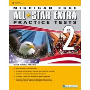 Michigan ECCE All Star Extra 2 Practice Tests - Student's Book (Βιβλίο Μαθητή)