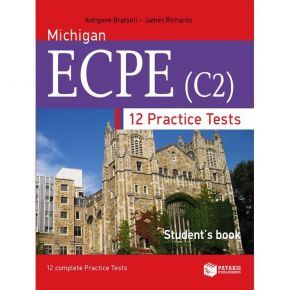 Michigan ECPE (C2) 12 Practice Tests - Student's Book