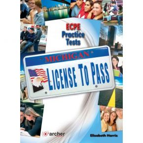 Michigan License To Pass ECPE Practice Tests - Student's Book