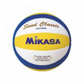 Mikasa Μπάλα Παραλίας Sand Classic VSV300M Volley Ball