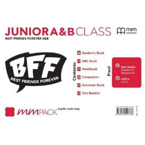 MM Pack Junior A & B Class Best Friends For Ever