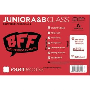 MM Pack Junior A & B Class Best Friends For Ever A & B