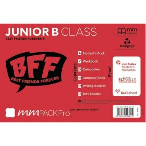 MM Pack Junior B Class Best Friends For Ever B