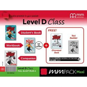 MM Pack Maxi D Class - Full Blast Plus 4