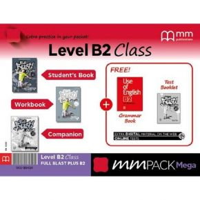 MM Pack Mega B2 Class - Full Blast Plus B2