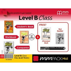 MM Pack Midi B Class - Full Blast Plus 2