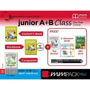 MM Pack Mini Junior A & B Class - Smart Junior A & B