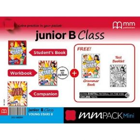 MM Pack Mini Junior B Class - Young Stars B