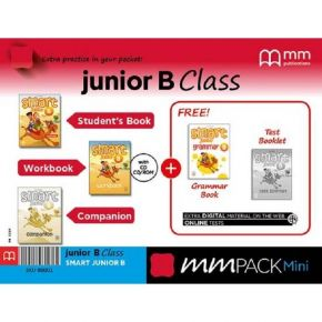 MM Pack Mini Junior Β Class - Smart Junior B
