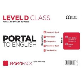 MM Pack Portal To English 4 D Class