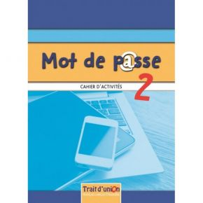 Mot De Passe 2 - Cahier D' Activities (Βιβλίο Ασκήσεων+CD)